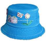 Chapéus 100% baratos por atacado da cubeta do algodão