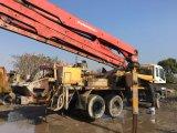 camion della pompa di Concreto-Consegna di Putzmeister di Elefante-Marca dei Isuzu-Telai utilizzato 26ton/8*4-LHD-Drive di 37m Giappone