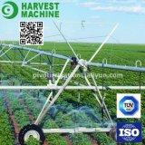 Irrigation de ferme d'arroseuse de bobine d'utilisation de ferme