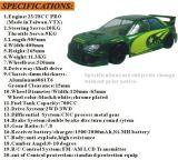 1:5 puissant Nitro Power hors de Road Radio Control Toys Model Car avec Big Feet