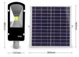 Todo en una calle LED Solar de las luces de estacionamiento de autos