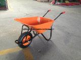 Carrinho de mão de roda do Wheelbarrow Wb5009 Ruuber do carro da ferramenta de jardim