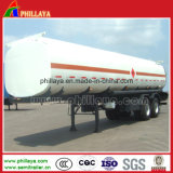 半燃料の石油貯蔵のトラックのタンカーのトレーラーの燃料タンク