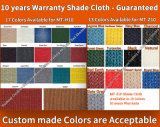 Buntes Farbton-Segel ohne MOQ von den China-Segel-Farbtönen