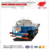 Het euro IV Water van de Tank van de Vrachtwagen voor Regar bedriegt Cisterna Acero DE Buena Calidada Dongfeng