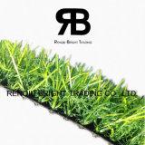 景色の多色刷りの最もよい品質の装飾の人工的な草か人工的な泥炭