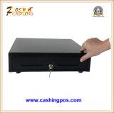 Gaveta resistente do dinheiro da grande gaveta manual do dinheiro do tamanho para Peripherals da posição para o sistema da posição