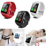 Neuestes intelligentes Bluetooth androides Uhr-Telefon mit Pedometer (U8)