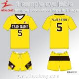 Comprare la camicia poco costosa del pullover di gioco del calcio dei kit di calcio in linea