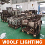 China Supplier Woolf PE Plastic Rotomolding Tooling Mold
