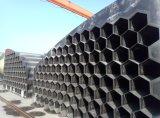 Tube en fibre de verre en forme hexagonale pour électrostatique humide