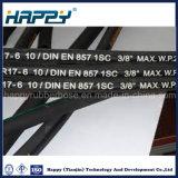Boyau en caoutchouc hydraulique de tresse à haute pression du fil 1sc