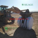 Pellicola di stirata bianca di grande viscosità del silaggio per agricoltura di Austrilia