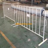 Barricade van de Deklaag van het Type van Controle van de menigte Oranje in het Oppassen van voor Gebied