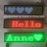 Nuova macchina aperta della scheda P2.5/3-12X48 (32X156mm) del PWB che fa pubblicità segni elettronici programmabili di RGB LED di uso ai mini