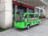 Homologação CE Electric Limousine 14 passageiros com Controlador Curtis