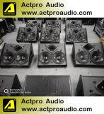 """Altavoces de audio profesional el doble de 12"""" monitor de escenario de altavoces de neodimio de dos vías"""