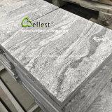 G261 de Grijze Gebaseerde Gevlamde Tegel van Juparana van de Ader Graniet