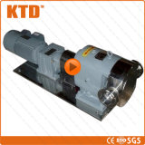 Ce Inox ISO de la bomba del estator del rotor de la bomba de emulsionar