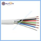 3 pares de cabo de alarme de cabo de segurança 3/16 3/4 3/8 de cabo de segurança do cabo de segurança 30' de cabo de segurança 3mm de cabo de segurança
