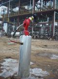 Video del fuoco dell'acqua, cannone del fuoco dell'acqua dalla fabbrica