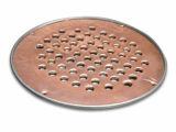 De roestvrij staal Geperforeerde Schijf van de Filter