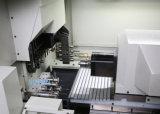 Cabezal deslizante de la CNC máquina de torno automático para trabajar el metal