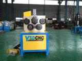 La Chine fournisseur plaque inoxydable Angle vertical hydraulique Machine roulant