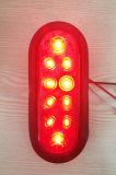 """6 """"自動車部品の楕円形停止またはテールまたは回転LED車ライト"""