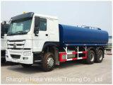 20000L HOWO 371HP 연료 유조 트럭 Rhd/LHD 유조선 트럭