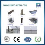 PV solaire Système de solution de montage de toit plat
