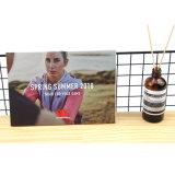 Nova chegada um visor LCD de 4,3 polegadas Mailer Brochura vídeo player de mídia de publicidade cartão de saudação para a campanha de comercialização de convite