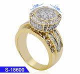 새로운 Rings Jewelry Customized Silver 디자인 숙녀 반지