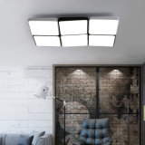 Montaje en superficie redonda moderna iluminación LED lámpara de techo