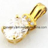 Tegenhanger van de Plaat van de Juwelen van het Ontwerp van de vlinder 18K de Gouden