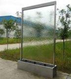 De tuin siert Fontein de Van uitstekende kwaliteit van de Daling van het Water (SSP784701)