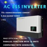 Il CA coppia l'invertitore di conservazione dell'energia 3kw con 48V la corrente di carica della batteria 72A