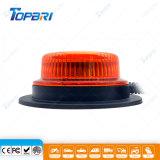 Nuevo soporte magnético de la baliza de advertencia de parpadeo del LED