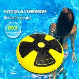 Kreativer im Freien und Badezimmer-beweglicher Swimmingpool-Gleitbetrieb drahtloses Ipx7 wasserdichten Lautsprecher schwimmend