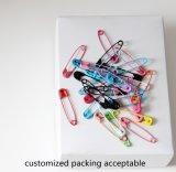 金属衣類のこつの札のための多彩な安全ピン