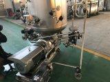 Uni apparecchio di tintura del pacchetto ad alta pressione a temperatura elevata del filato di Ecodye per fibra allentata