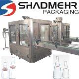 Frasco de vidro automática fábrica de engarrafamento de refrigerantes