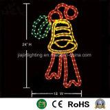 LED-Weihnachtsstraßen-Dekorationen helle Bell