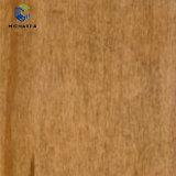 、耐久力のある防水、江蘇の卸し売り高品質はスリップ防止背部ビニールのフロアーリングを乾燥する
