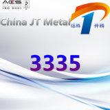 3335 de Leverancier van China van de Plaat van de Pijp van de Staaf van het Staal van de legering