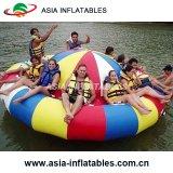 Bateau gonflable Disco remorquable Jeux d'équipement de sports nautiques