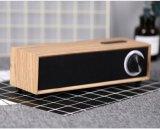 Мини-Maple из вишневого дерева переносная беспроводная технология Bluetooth звук динамиков