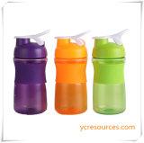 regalo de promoción de 500 ml botella de agua de botella de plástico (JA09197)