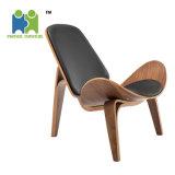 (RAMASOON) деревянные рамы хороший PU материал Lounge стул мебель
