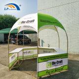 Círculo Hexagonal stand promocional atractiva tienda Venta Adverting contador
